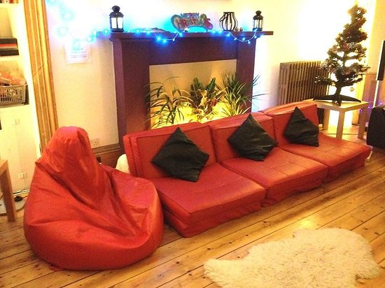 Light House Hostel : Chill-Out Zone