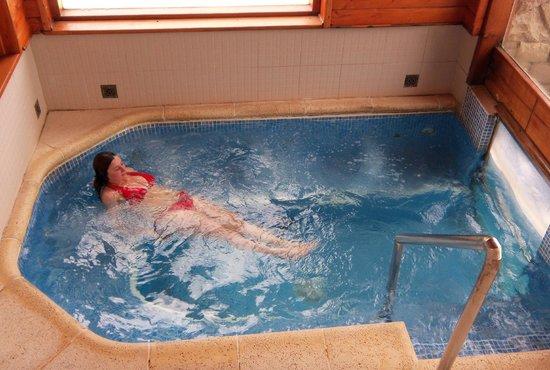 Club Hotel Dut Bariloche: Jacuzzi
