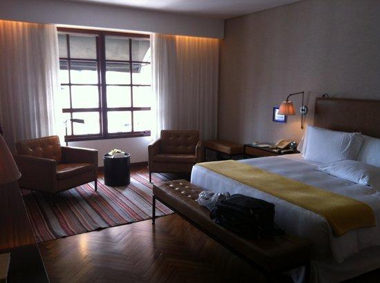 Hotel Fasano Sao Paulo: Room