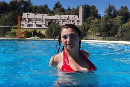 Club Hotel Dut Bariloche: Piscina