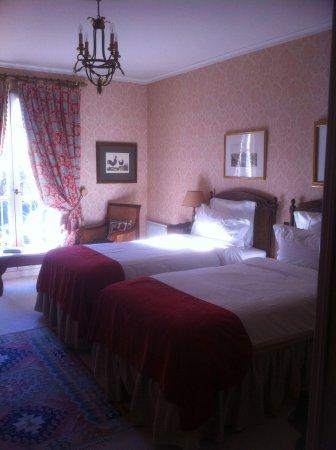 Le Manoir De Gressy : Ma chambre