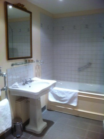 Le Manoir De Gressy : Ma salle de bain