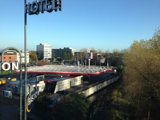 Bastion Hotel Amsterdam Amstel : View from our room (5th Floor)