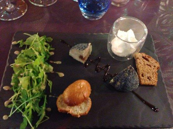 Le Bel'M Restaurant : Le foie gras un délice !!