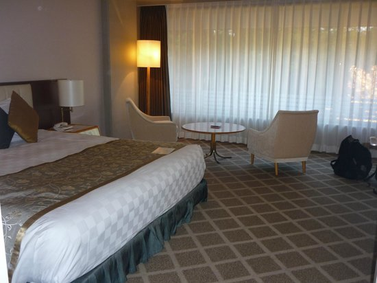 Grand Prince Hotel Kyoto: Grand Prince Hotel - Deluxe Dbl room with King bed