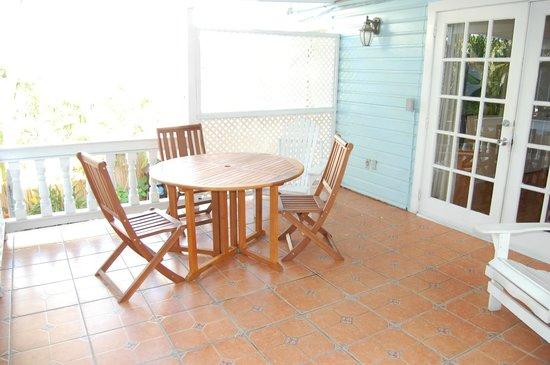 Douglas House: Porch