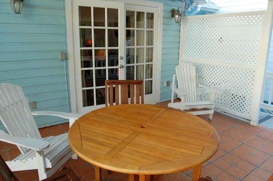 Douglas House : Porch