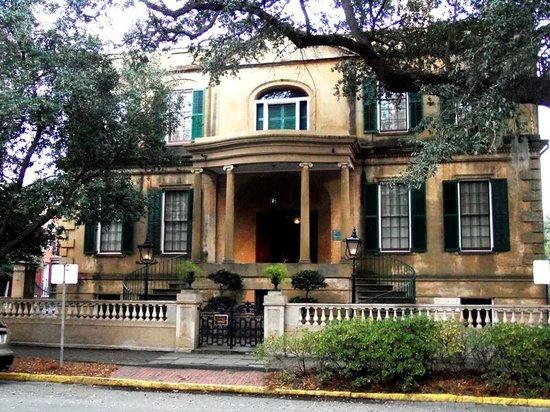 Savannah Historic District: Owens Thomas House