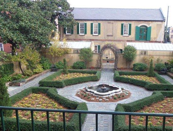 Savannah Historic District: Gardens