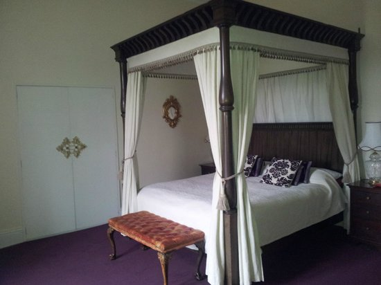 Belleek Castle: Bridal suite