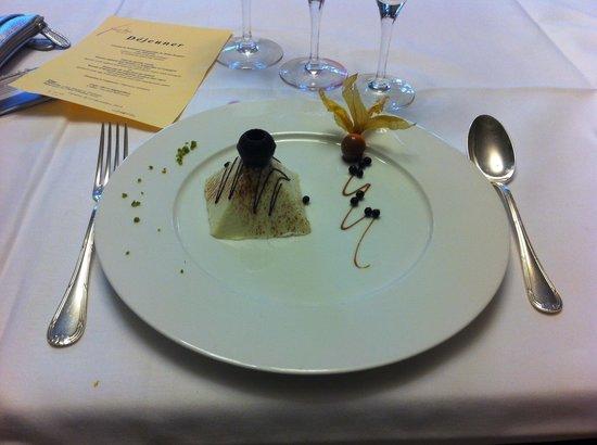 Restaurant Vieux Bois: Dessert