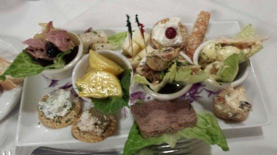 El Rey Sol Restaurant: The el rey sol appetizer