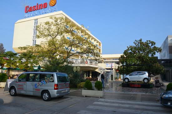 L'hotel Porec