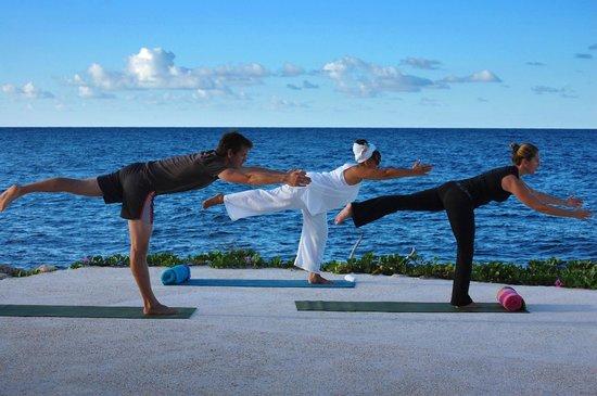 Oracabessa, Jamaica: Yoga