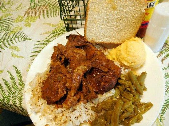 Creole Glenda's Kitchen: Pork Chops