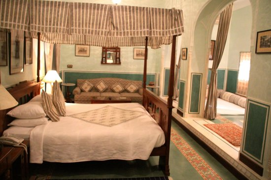 Samode Palace : Suite du MAHARAJA