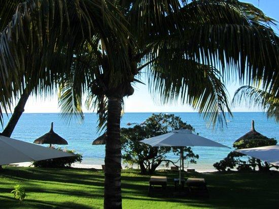 Le Cardinal Exclusive Resort: Zimmeraussicht
