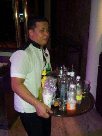 Paradisus Punta Cana: Daddy Yankee arias Kevin. Jajajajaja