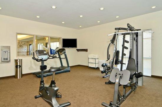 Sleep Inn & Suites : Exercise Room