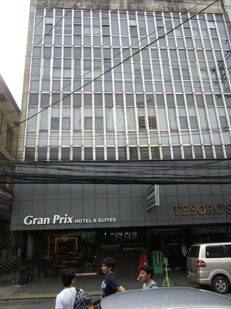 Gran Prix Hotel and Suites Manila