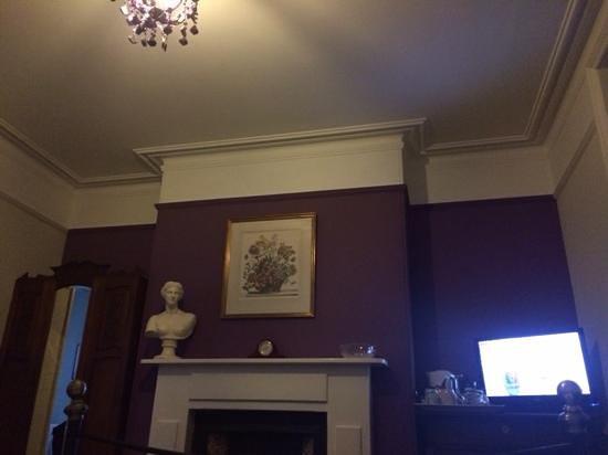 Wellington House B&B: bedroom
