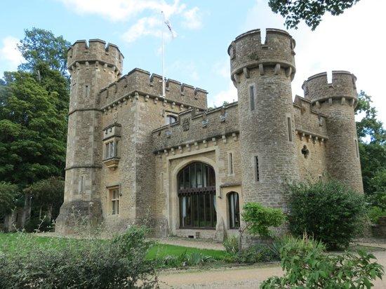 Bath Lodge Castle: Front of Castle