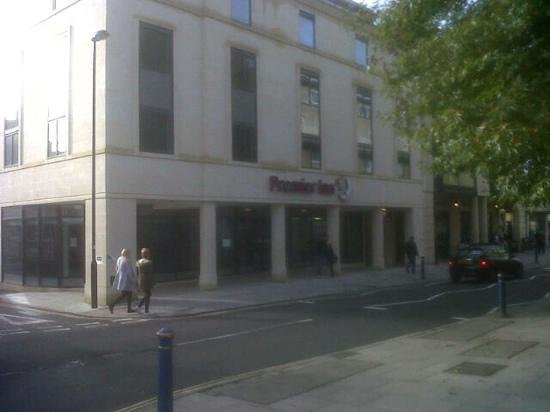 Premier Inn Bath City Centre Hotel: Premier Inn Bath
