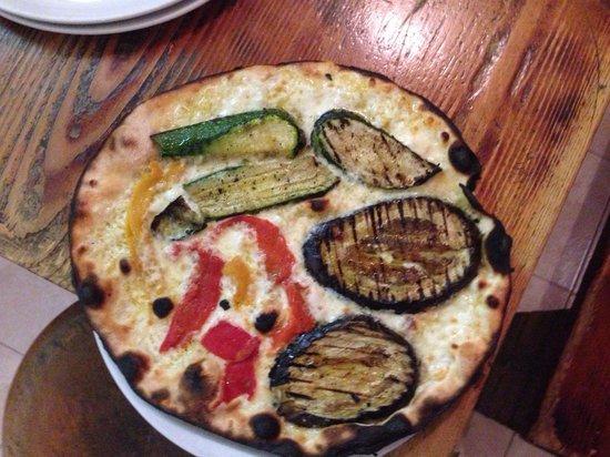 Pizzeria la Vecchia Locanda: Vegetariana