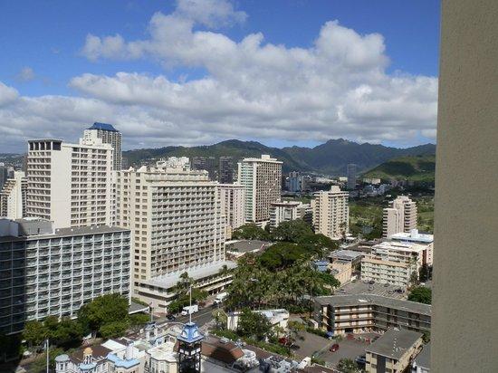 Hyatt Regency Waikiki Resort & Spa: view