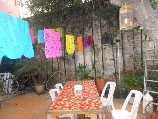 Hostal B&B Dos Fridas y Diego: Lugar de Desayuno