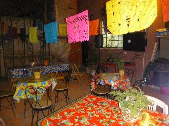 Hostal B&B Dos Fridas y Diego: Lugar de desayuno y compartir !