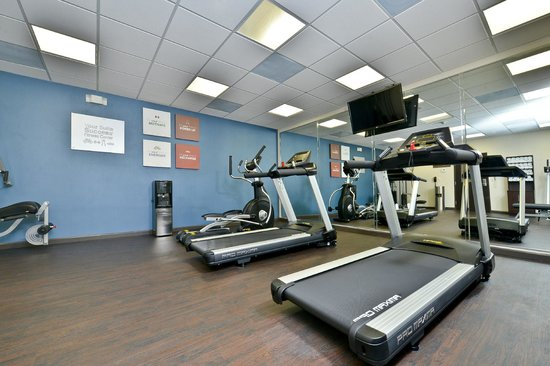 Comfort Suites near Westchase on Beltway 8: Fitness center