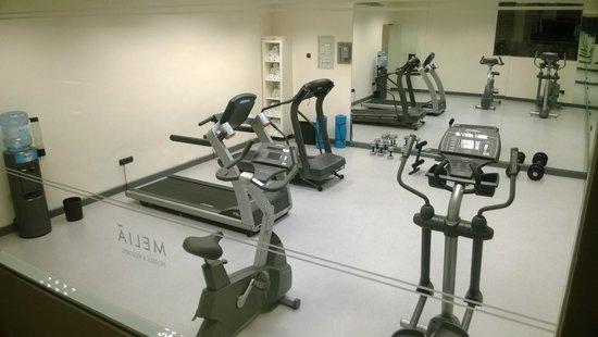 Melia Barajas: Gym