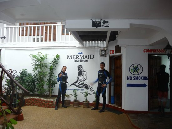 Mermaid Resort: Hotelens stolthed