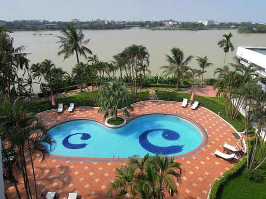 Century Riverside Hue Hotel : Room View
