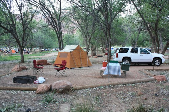 Watchman Campground #C-22