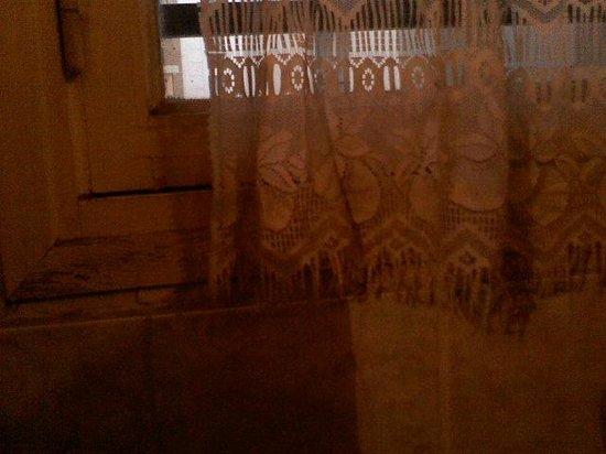 Hotel Floridor: rideaux sales