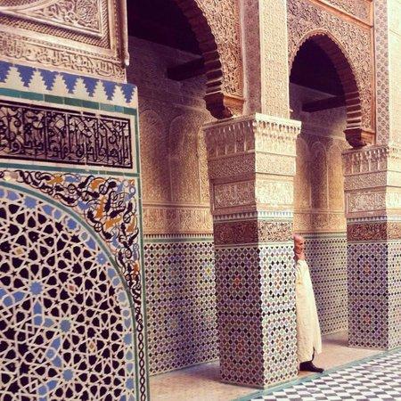 Dar Sienna: Kairaouine moschea