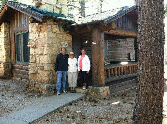 Grand Canyon Lodge - North Rim: Cabin 308