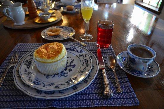 Fensalden Inn: Brekfast