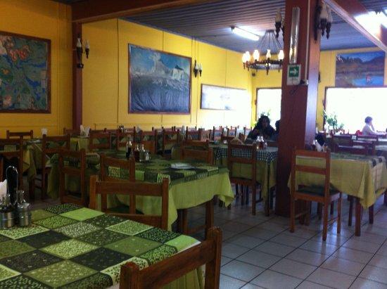 La Picada de Carlitos: Local acogedor