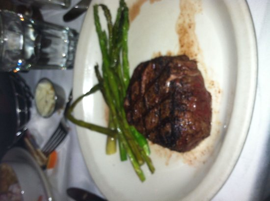 St. Elmo Steak House : Small fillet.  Did not disappoint.