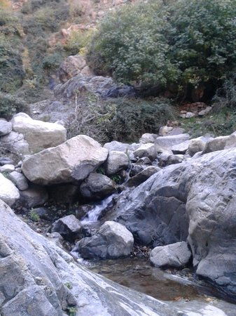 Ourika Valley: Rocks