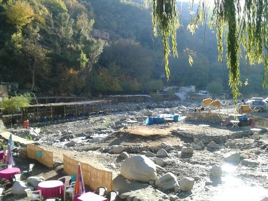 Ourika Valley: view