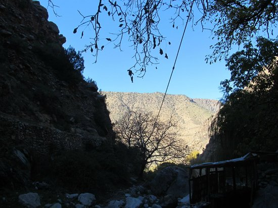 Ourika Valley: Amazing view