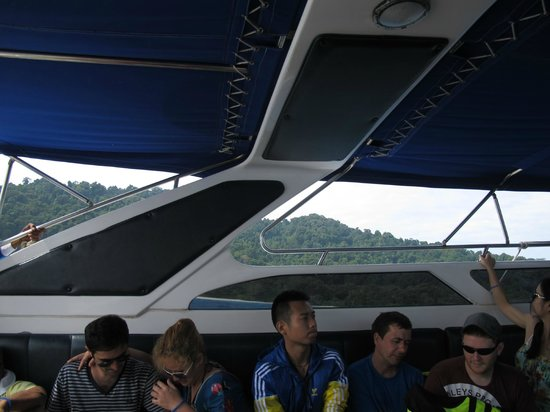 Phuket Tours Direct - Day Tours: 3 engines Fast boat