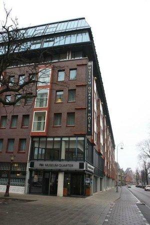 NH Amsterdam Museum Quarter: Ingresso hotel