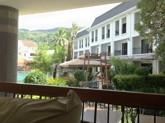 Sawaddi Patong Resort & Spa : hotel interside outlook