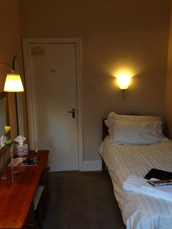 Abbeyfields: Single room