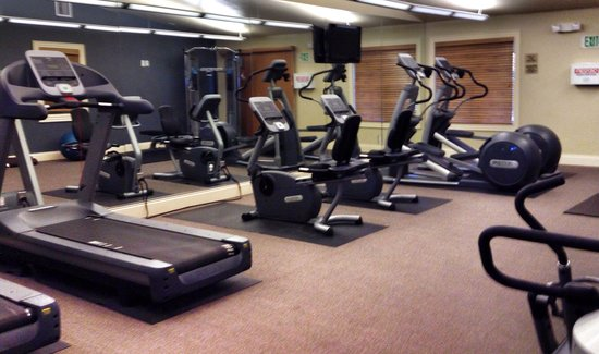 Wyndham Vacation Resorts Steamboat Springs: Fitness
